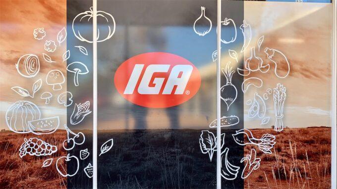IGAスーパー