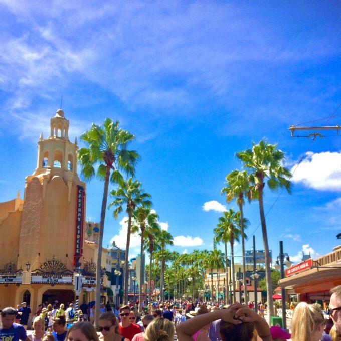 フロリダの空の写真